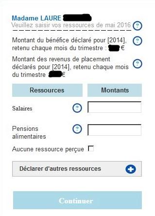 Prime D Activite Et Rsa Declarez Vos Revenus Sur L Appli Mobile